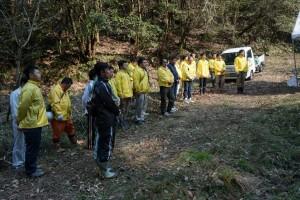 2020年の森の管理・育成事業