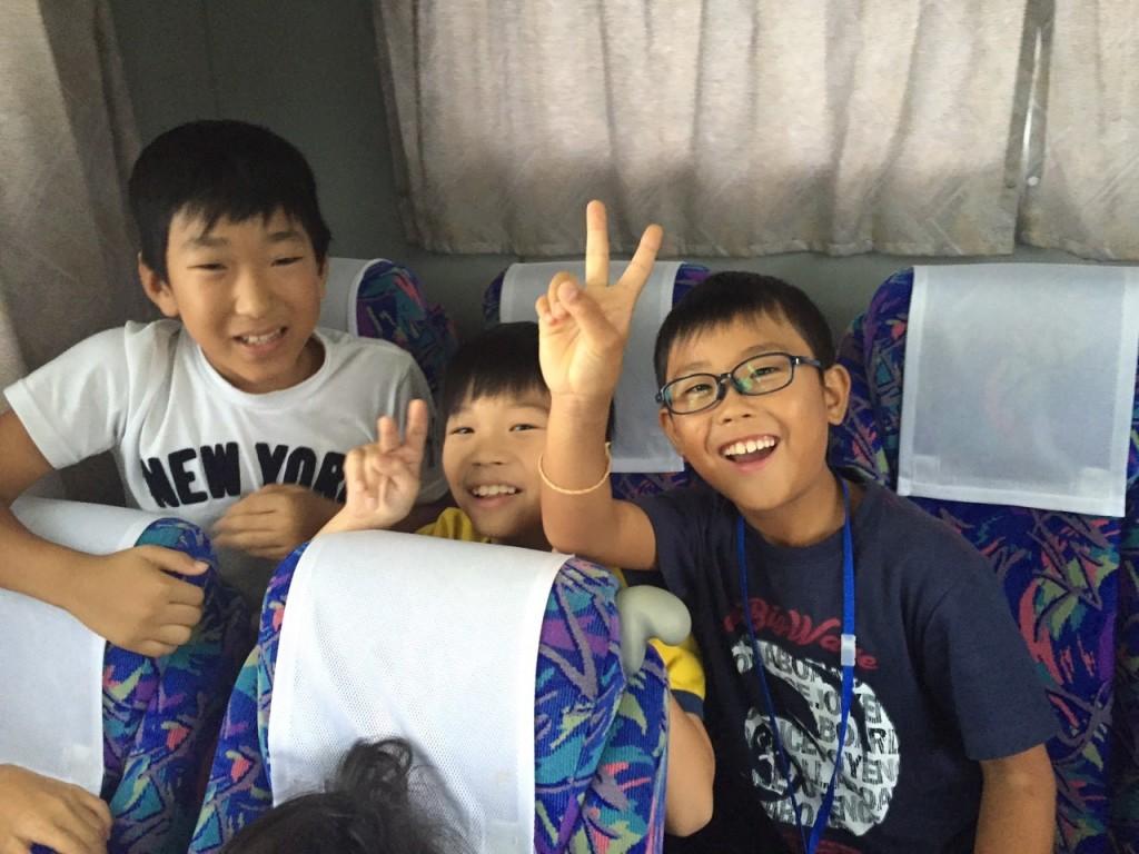 津山に向けて帰ります。