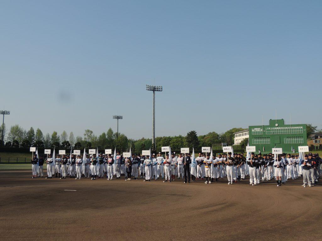 第66回岡山ブロック会員懇親野球大会