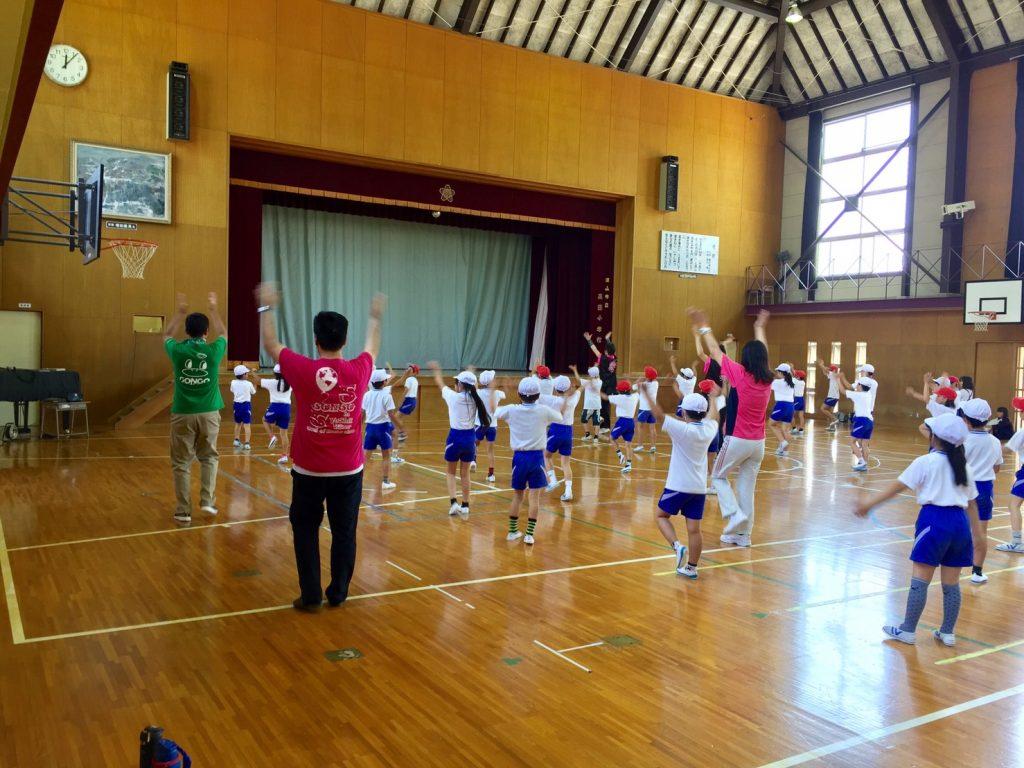 和っしょい!津山 高田小学校講習
