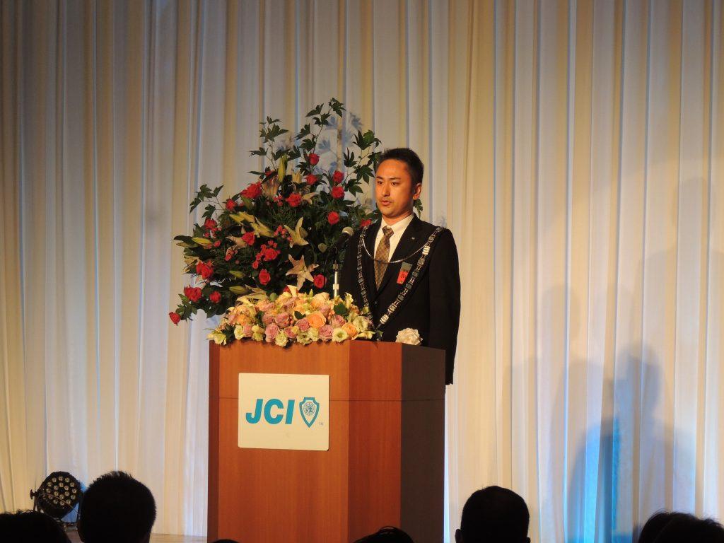 (一社)玉野青年会議所創立60周年記念式典・記念祝賀会