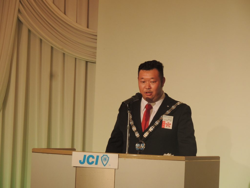 (一社)総社青年会議所創立50周年記念式典・記念祝賀会