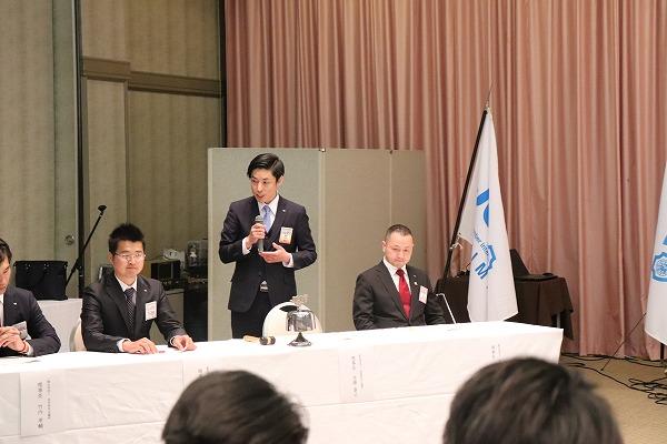 第32回 県北4JC合同例会 懇親会