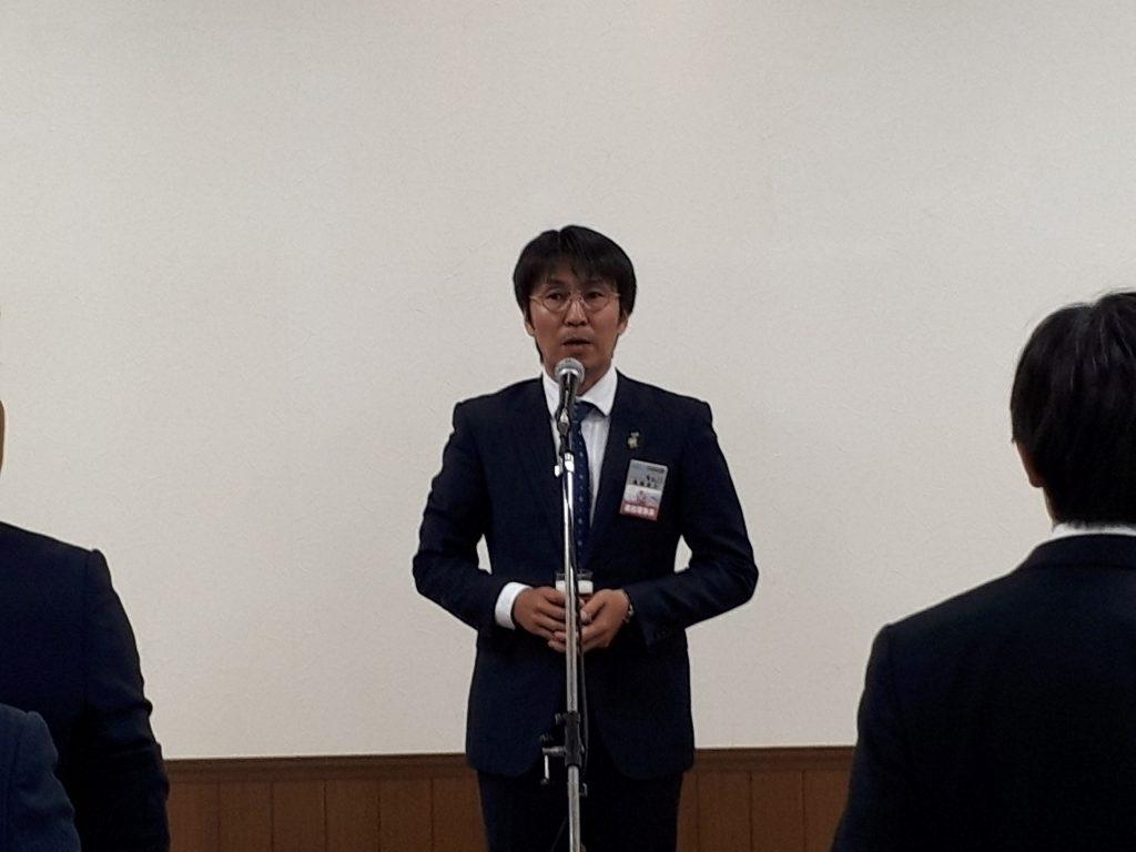 第30回津山JC・OB会ゴルフコンペ並びに2018年度津山JC卒業予定者追い出しゴルフコンペ